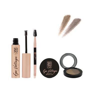 Ultimate Brow Kit Light - Medium