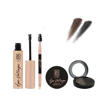 Ultimate Brow Kit Medium - Dark