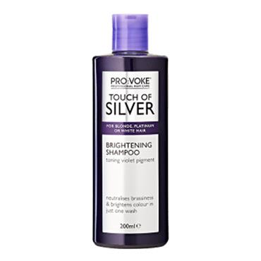 Pro:Voke Touch Of Silver Brightening Shampoo 200ml