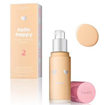 benefit Hello Happy Flawless Liquid Foundation 2