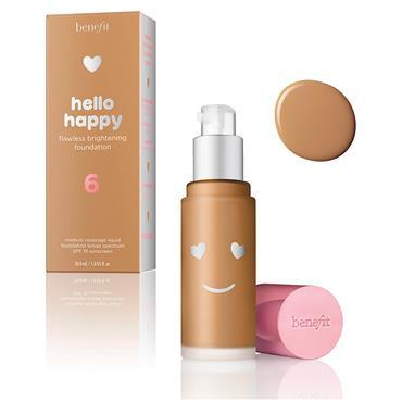 benefit Hello Happy Flawless Liquid Foundation 6
