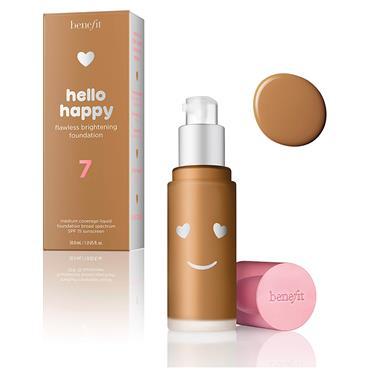 benefit Hello Happy Flawless Liquid Foundation 7