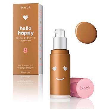 benefit Hello Happy Flawless Liquid Foundation 8