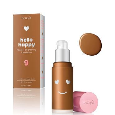 benefit Hello Happy Flawless Liquid Foundation 9