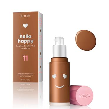benefit Hello Happy Flawless Liquid Foundation 11