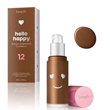 benefit Hello Happy Flawless Liquid Foundation 12