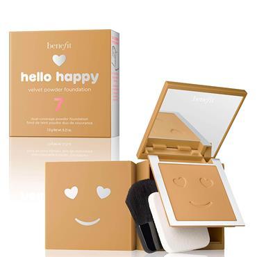 Benefit Hello Happy Velvet Powder Foundation 7
