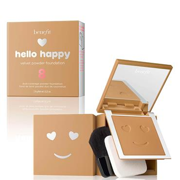 Benefit Hello Happy Velvet Powder Foundation 8