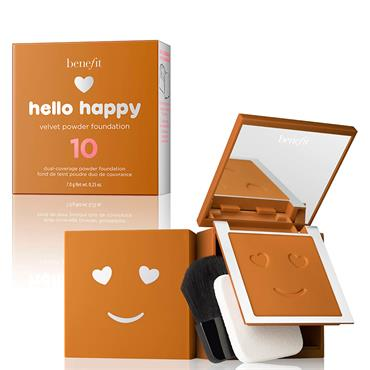 Benefit Hello Happy Velvet Powder Foundation 10