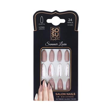 Sosu Salon Nails - Summer Lovin