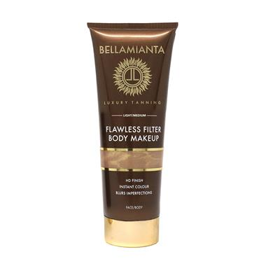 Bellamianta FLAWLESS FILTER BODY MAKEUP LIGHT MEDIUM 100ml