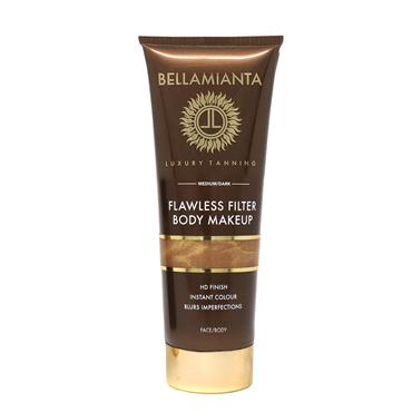 Bellamianta FLAWLESS FILTER BODY MAKEUP MEDIUM DARK 100ml