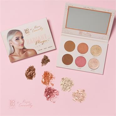 Radiant Magic Palette By Rosie Connolly