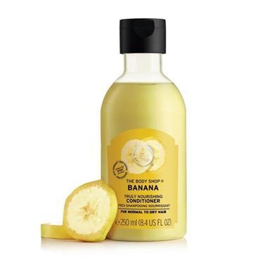 The Body Shop Banana Truly Nourishing Conditioner 250ml