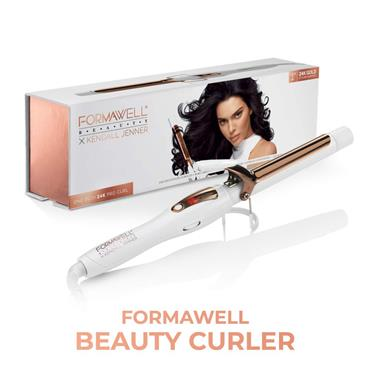 Kendall Jenner One Inch 24K Gold Pro Hair Curler