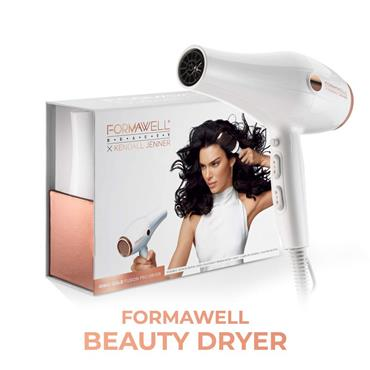 Kendall Jenner Ionic-Gold Fusion Pro Hair Dryer
