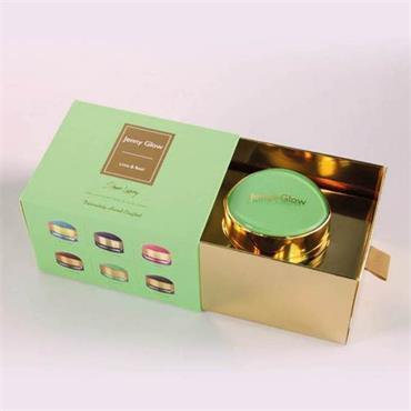 Jenny Glow Silky Perfumed Hand & Body Cream - Lime & Basil