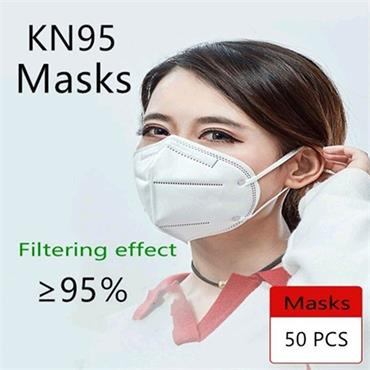 KN95 Face Mask 3pc