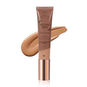 Sculpted By Aimee Connolly Second Skin Dewy - Tan 32ml