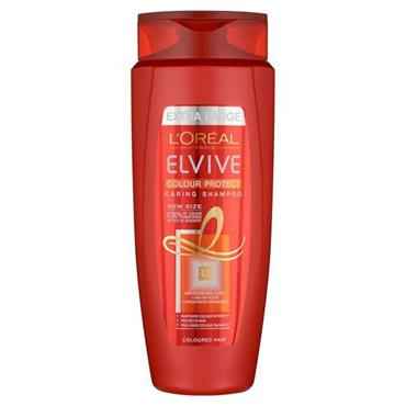 L'Oreal Paris Elvive Colour Protect Caring Shampoo 700ml