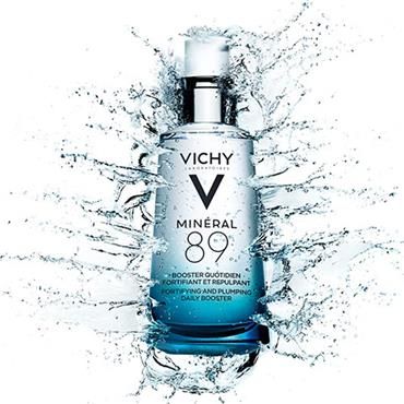 Vichy Mineral 89 Fortifying & Plumping Daily Booster 30ml