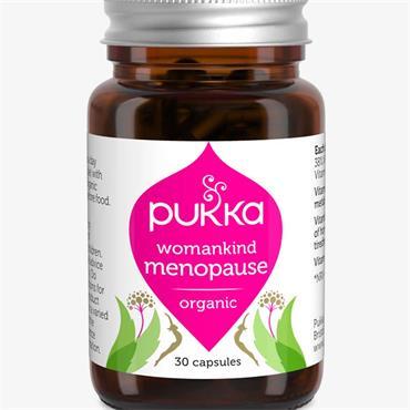 Pukka Womankind Menopause Organic