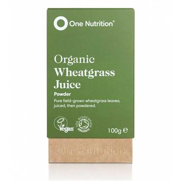 One Nutrition Organic Wheetgrass Juice Powder