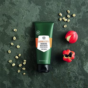 The Body Shop Guarana & Coffee Energising Moisturiser 100ml