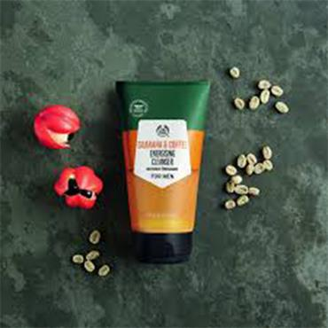 The Body Shop Guarana & Coffee Energising Cleanser 150ml