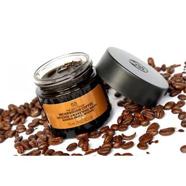 The Body Shop Nicaraguan Coffee Intense Awakening Mask 75ml
