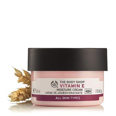 The Body Shop Vitamin E Moisture Cream 100ml