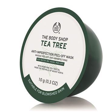 The Body Shop Tea Tree Anti- Imperfection Peel Off Mask 10g