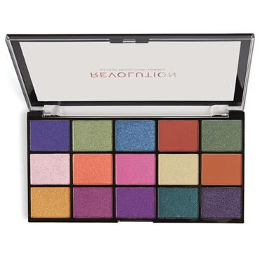 Revolution Re-loaded Eyeshadow Palette - Passion For Colour