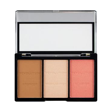 Makeup Revolution Ultra Brightening Contour Kit Ultra Fair