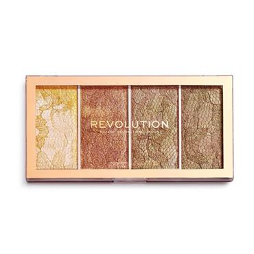 Makeup Revolution Vintage Lace Highlight Palette