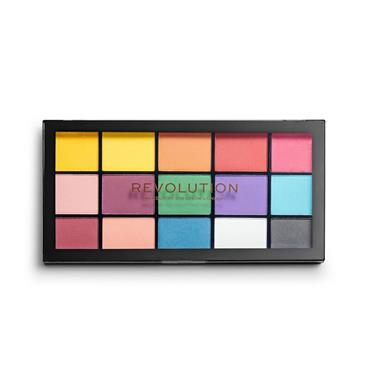 Makeup Revolution Re-loaded Eyeshadow Palette - Marvellous Mattes