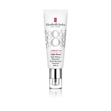 Elizabeth Arden Eight Hour Cream Daily Defense Moisturizer Broad Spectrum SPF 35 PA+++ 45ml