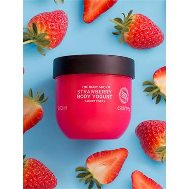 The Body Shop Strawberry Body Yogurt 200ml