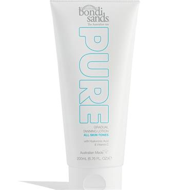 Bondi Sands Pure Gradual Tanning Lotion 200ml