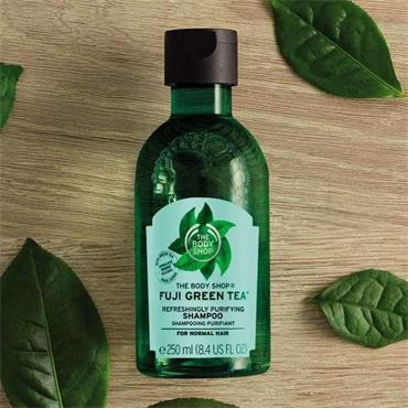 The Body Shop Fuji Green Tea Refreshingly Purifying Shampoo 250ml