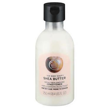 The Body Shop Shea Butter Richly Replenishing Conditioner 250ml