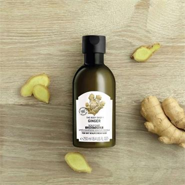The Body Shop Ginger Scalp Care Conditioner 400ml