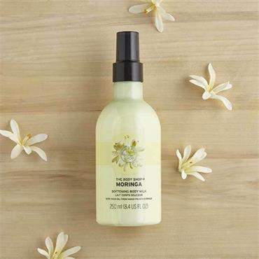 The Body Shop Moringa Softening Body Milk 250ml