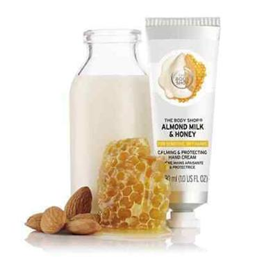 The Body Shop Almond Milk & Honey Hand Cream 30ml