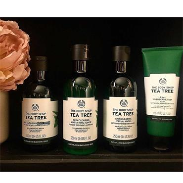 The Body Shop Tea Tree Hamper