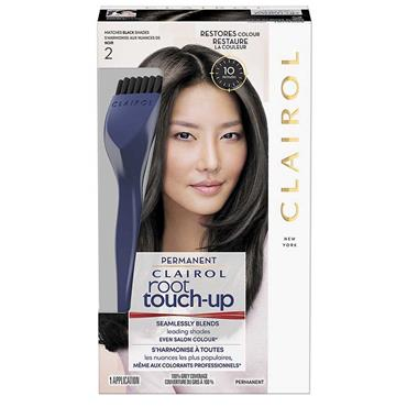 Clairol Permanent Root Touch Up - No. 2 Matches Black Shades