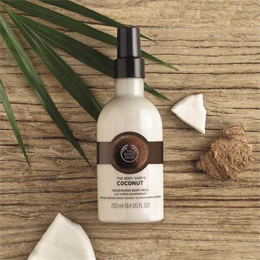 The Body Shop Coconut Nourishing Body Milk 250ml