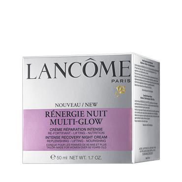Lancome Rénergie Multi Glow Night Cream Intense Recovery Anti-aging Night Cream 50ml