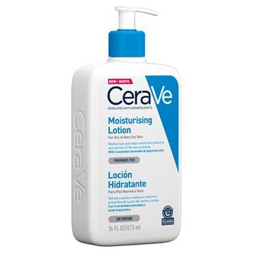 CeraVe Moisturising Lotion Dry To Very Dry Skin 473ml