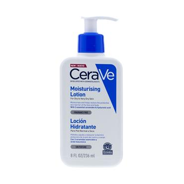 CeraVe Moisturising Lotion Dry To Very Dry Skin 236ml